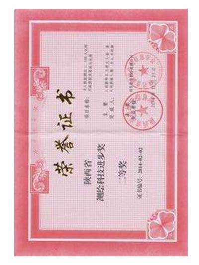 湖nan省ke学技术进步奖证书